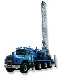 Calwell 250B Boring Rig | Communication Towers
